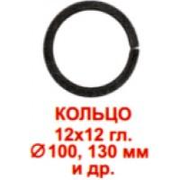 кольцо 12х12 гл, диаметр 100