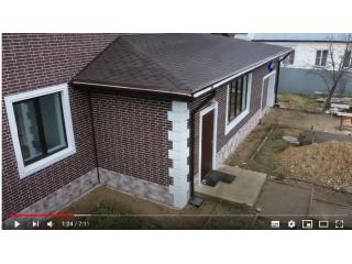Кирпич рижский и система отделки углов от Альта-профиль (видео)