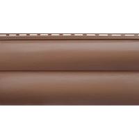 """Блокхаус акриловый  BH-02 """"Красно-коричневый""""  3,10 х 0,32 м"""