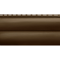 """Блокхаус акриловый  BH-02 """"Орех темный""""  3,10 х 0,32 м"""