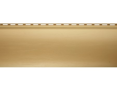 """Блокхаус виниловый BH-01 """"золотистый""""  3,10м х 0,2м"""