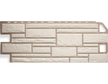 Панель камень белый,  1,14 х 0,48м