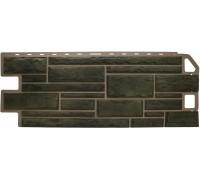Панель Камень малахит,  1,14 х 0,48м