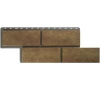 Панель камень Неаполитанский (бежевый), 1,25 х 0,45м.
