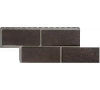 Панель камень Неаполитанский (коричневый), 1,25 х 0,45м.
