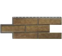Панель камень Венецианский (бежевый), 1,25 х 0,45м.