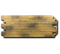 Панель кирпич-антик (Карфаген), 1,16 х 0,45м