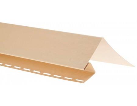 Околооконная планка для блокхаус, золотистый,  3,05 м