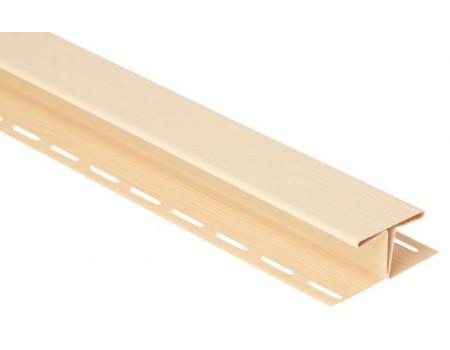 Соединительная планка для блокхаус, золотистый,  3,05 м