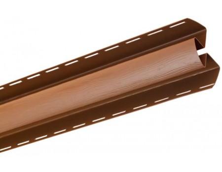 Угол внутренний для блокхаус, дуб светлый,  3,05 м