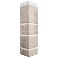Наружный угол камень Пражский (цвет 01)