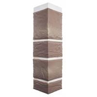 Наружный угол камень Пражский (цвет 03)