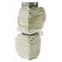 Наружный угол бутовый камень (норвежский), 0,44 х 0,18м