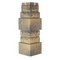 Наружный угол кирпич антик (Карфаген), 0,45 х 0,16м
