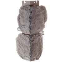 Наружный угол бутовый камень (скандинавский), 0,44 х 0,18м