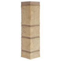 Наружный угол камень (известняк), 0,47 х 0,11м