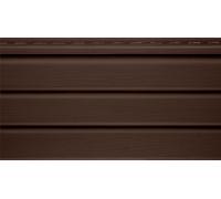 """Софит без перфорации, коричневый, """"Альта-профиль"""",  3 х 0,23 м"""