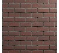 Фасадная плитка HAUBERK,  Обожженный кирпич