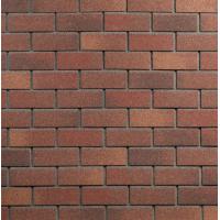 Фасадная плитка HAUBERK (Хауберк),  Терракотовый кирпич