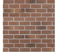 Фасадная плитка HAUBERK, Красный кирпич