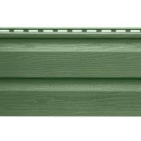 "Сайдинг акриловый, ""Канада плюс премиум"", зеленый, 3,66 х 0,23 м"