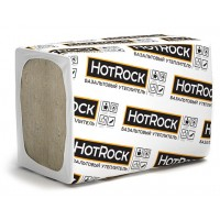 Утеплитель HotRock(Хотрок) Блок 1,2 х 0,6 х 0,1 м.