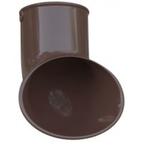 Слив трубы, (Альта-профиль), коричневый