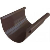 Желоб 3м, (Альта-профиль), коричневый