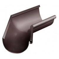 Угол желоба внутренний 135 гр, (GL), 125 мм, RAL 8017 (коричневый)
