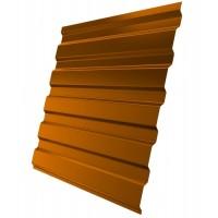 Профнастил (2 сорт), С20(A),  RAL 2004 (оранжевый),  2 х 1,15 м.