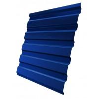 Профнастил (2 сорт), С20(A),  RAL 5005 (синий),  2 х 1,15 м.