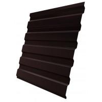 Профнастил (2 сорт), С20(A),  RAL 8017 (коричневый),  2 х 1,15 м.