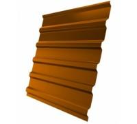 Профнастил (2 сорт), С20(B),  RAL 2004 (оранжевый),  2 х 1,15 м.