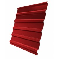 Профнастил (2 сорт), С20(B),  RAL 3003 (красный),  2 х 1,15 м.