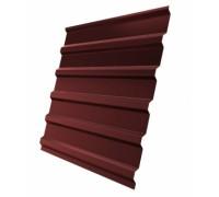 Профнастил (2 сорт), С20(B),  RAL 3009 (оксидно-красный),  2 х 1,15 м.