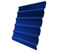 Профнастил (2 сорт), С20(B),  RAL 5005 (синий),  2 х 1,15 м.
