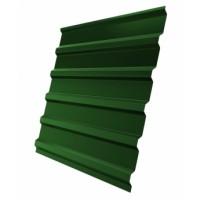 Профнастил (1сорт), С20(B), 6002(лиственно-зеленый), 2 х 1,15 м.