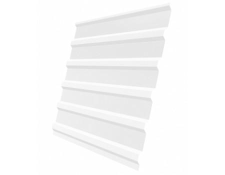 Профнастил (2 сорт), С20(B),  RAL 9003 (белый),  2 х 1,15 м.