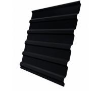 Профнастил (2 сорт), С20(B),  RAL 9005 (черный),  2 х 1,15 м.