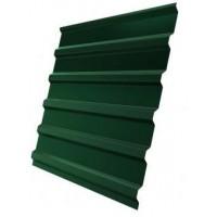 Профнастил (1сорт), С20(B), 6005(зеленый),  2 х 1,15 м.